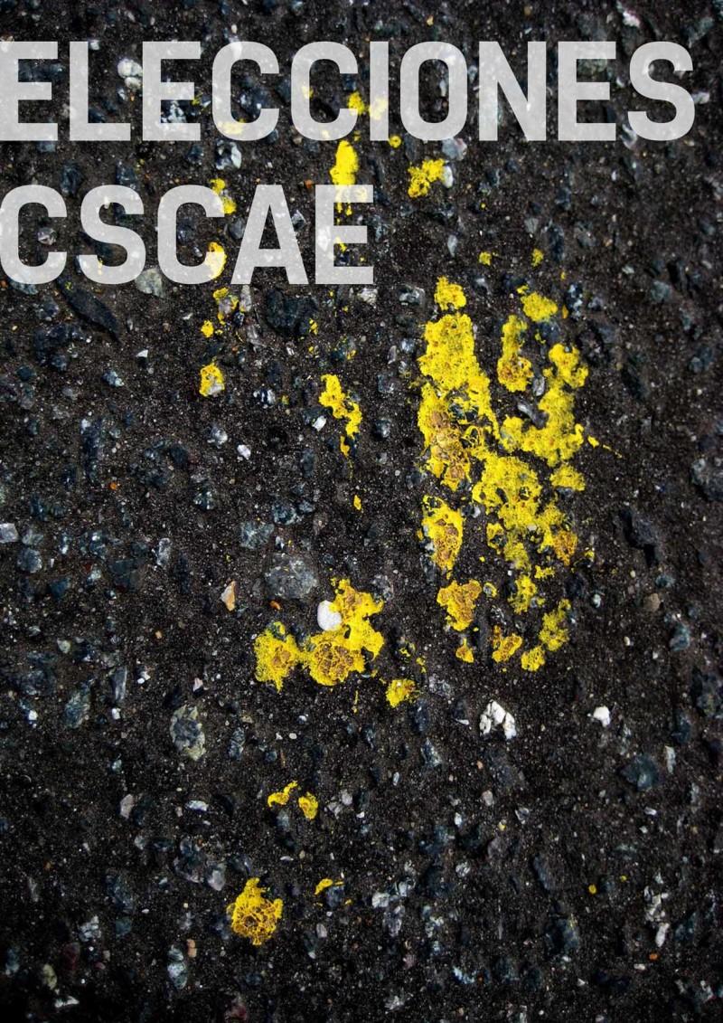 Elecciones a Presidencia del CSCAE