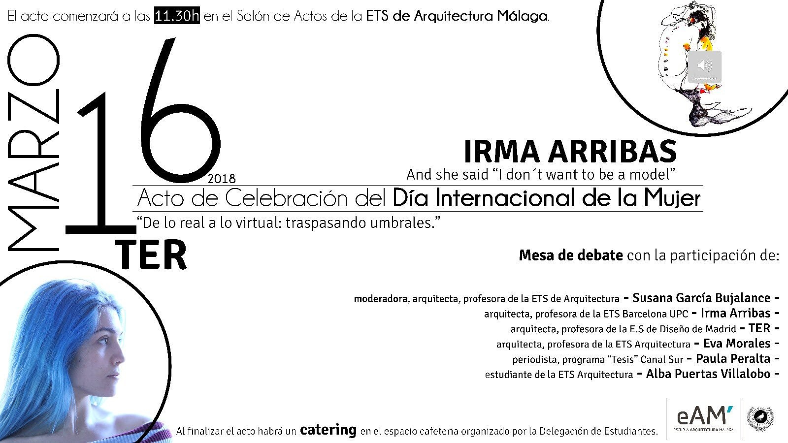 And she said i don 39 t want to be a model crearq - Ets arquitectura malaga ...